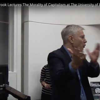 Yaron Brook Lectures:The Morality of Capitalism at The University of Exeter
