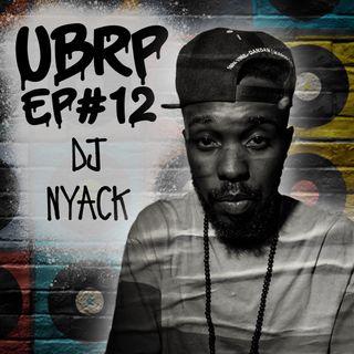 UBRP #12 DJ NYACK (EMICIDA)