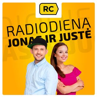 RadioDiena: Jonas ir Justė
