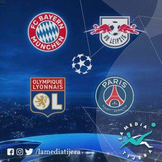 La Previa de las Semifinales de Champions League