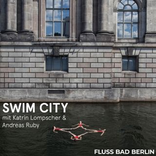 "Episode 1: Gartengespräch ""SWIM CITY"""
