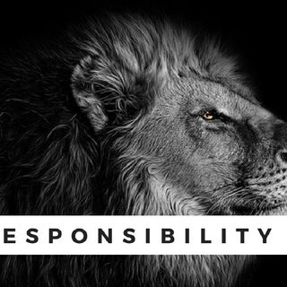 RESPONSIBILITY IS OPPORTUNITY || CHOOSING TO DESIGN LIFE