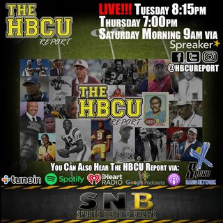 The HBCU Report- Seismic Shift 2020