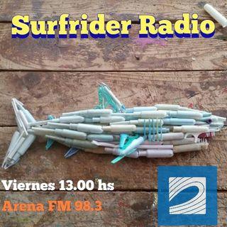 Surfrider Radio Programa 109 del 5to ciclo (20 de Noviembre)