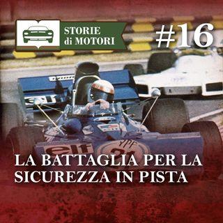 16 - Jackie Stewart, la storia un grande campione oltre la Formula 1