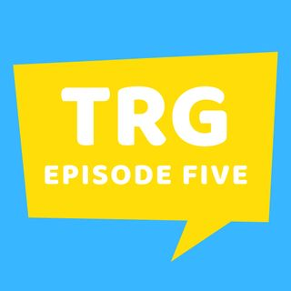 TRG 05 - We Talk WandaVision, Blade Runner, Movie News and More!