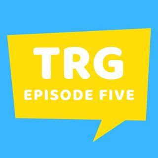 TRG 05 - We Talk WandaVision, Blade Runner, Movie News and More!