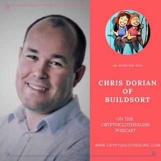 Chris Dorian of Buildsort on Crypto Clothesline