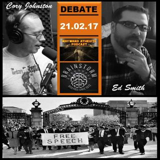 Special Episode/Debate: Is No Platforming A Good Policy For Universities?