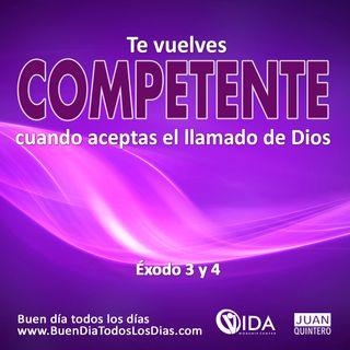 BUEN DÍA – DIOS TE HACE COMPETENTE
