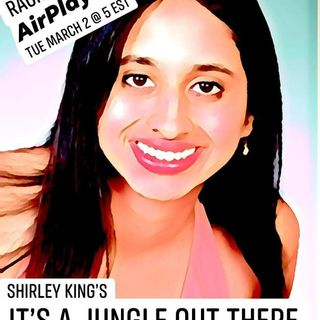 """AirPlay 21 Presents """"It's a Jungle Out There"""""""
