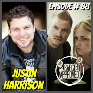 Episode #88 Justin Harrison