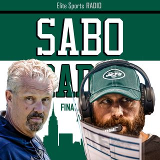 Sabo Radio 27: Joe Namath Knows, Al Toon & New York Jets 53-Man Roster Projection