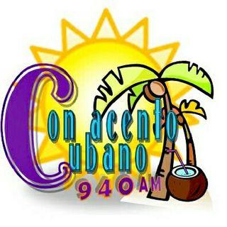 CON ACENTO CUBANO.