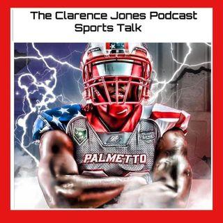 TCJ Podcast 269 Former Palmetto Prep Academy / Now Brevard College / NFL 2021 Draft Prospect WR BERNARD MCCALL JR Interview