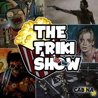 THE FRIKI SHOW / 08-10-19