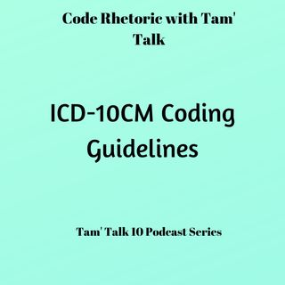 Code Rhetoric with Tam' Talk-Pain