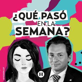 ¿Qué pasó en la semana? I Feminicidio de Ingrid Escamilla sucumbe México y Emilio Lozoya es detenido