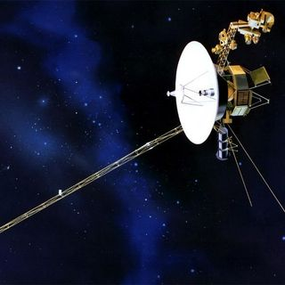 2E-Voyager I's Baby Step