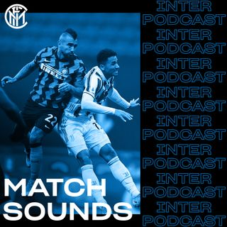 MATCH SOUNDS | Inter 2-0 Juventus