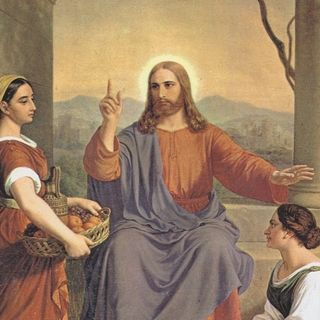 Gospel Reflection: Wednesday July 29