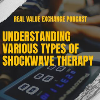 Various Types of Shockwave with Petra Eggert #140