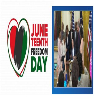 Juneteenth My Personal Story And Events on Stories of Interest
