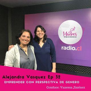 Emprender con perspectiva de género ME 32 Alejandra Vasquez