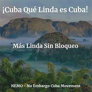 Convocatoria a una nueva caravana mundial contra bloqueo de EE.UU. a Cuba