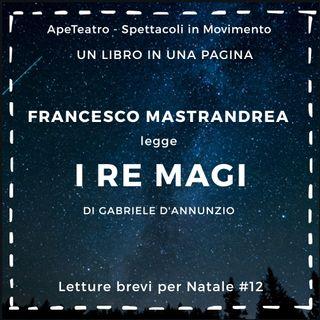 I Re Magi. Gabriele D'Annunzio