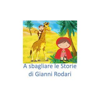 A sbagliare le Storie di Gianni Rodari