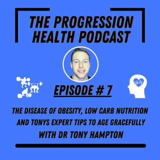 Episode 7 with  Obesity Medicine certified MD Dr. Tony Hampton