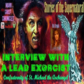 Lead Exorcist & Religious Demonologist | Interview w/ Rita Strugala | Podcast