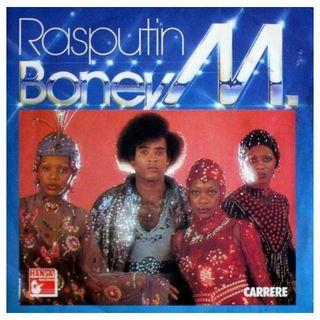 Boney M. RASPUTIN