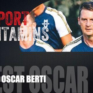 Episode 4 - SPORT VITAMINS (ITA)/ guest Oscar Berti, strength coach-Modena Volleyball
