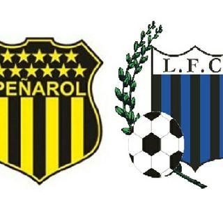 Peñarol Vs Liverpool Segundo Tiempo Apertura 2017