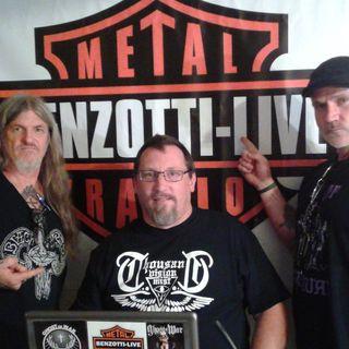 Benzotti Live #Monday Night Metal