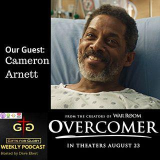 Overcomer Star Cameron Arnett