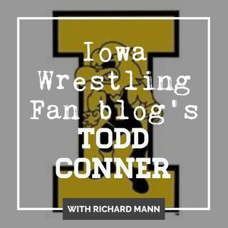 Talking Hawkeye wrestling with Iowa Wrestling Fan blog's Todd Conner - Matside Ep. 4