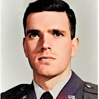 Stories Of Sacrifice - USAF Capt. Ned R. Herrold Ep 31