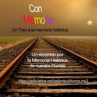 """""""Con Memoria"""" Utrera, 26J. Un Sueño Roto"""