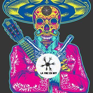 La Voz en Off, Noche Mexicana con San Pascualito Rey