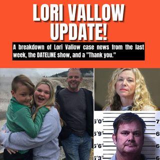 Lori Vallow Update: Hearings, Dateline & Death Penalty  (3.29.21)