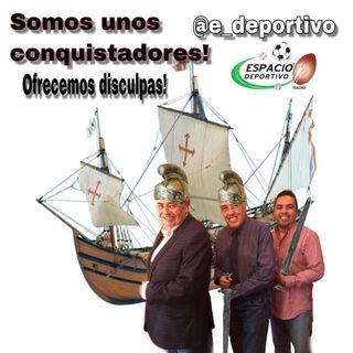 Ofrecemos Disculpas por las Conquistas de Pepe Segarra en Espacio Deportivo de la Tarde 28 de Marzo 2019