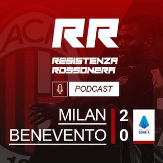 S02 - E49 - Milan - Benevento 2-0, 1/05/2021