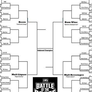 BWB Battle Of The Booze 2018 Round One Recap