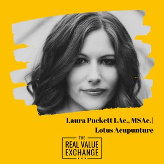 107.  Laura Puckett Podcast | Lotus Acupuncture Charlotte