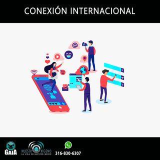 NUESTRO OXÍGENO Conexión internacional-reflexiones sobre la nueva normalidad