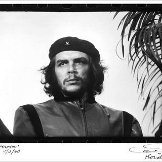 Lampi Il ritratto del Che