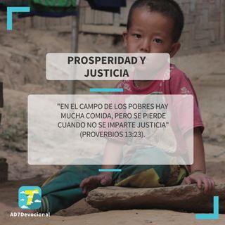 23 de mayo - Prosperidad y justicia - Una Nueva Versión de Ti 2.0 - Devocional Jóvenes